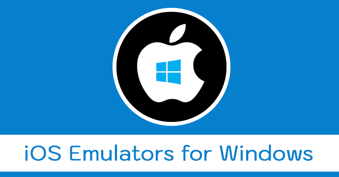 iOS Emulators for Windows PC